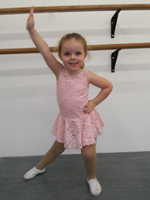 Baby Stars, A Chance to Dance, & Princess Camp attire photo